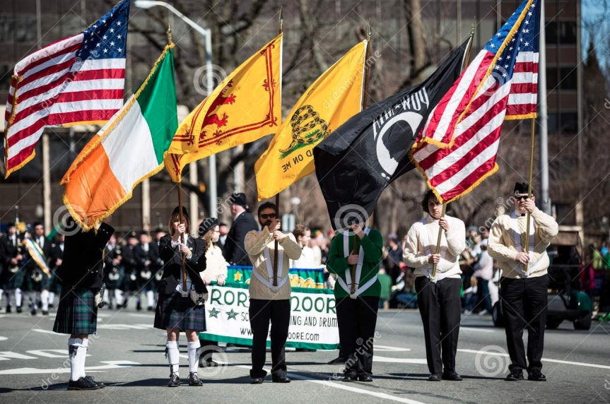 Kiss Me I'm Irish: St. Patrick's Day and Irish-American Identity
