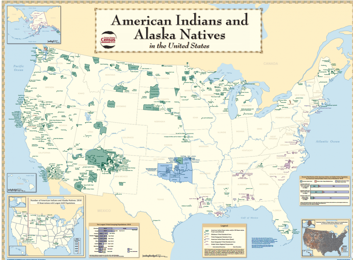 The Map Of Native American Tribes Youve Never Seen Before Code