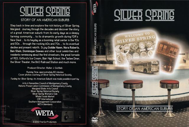 01-Silver Spring DVD