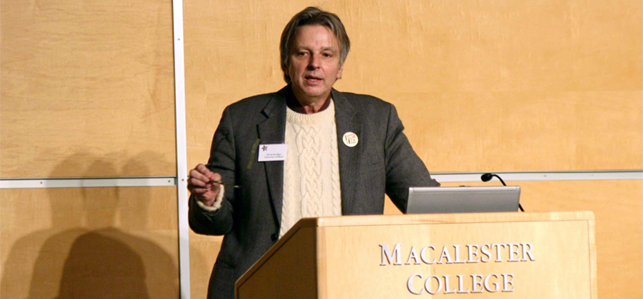 david-roediger-speaking-macalaster-college
