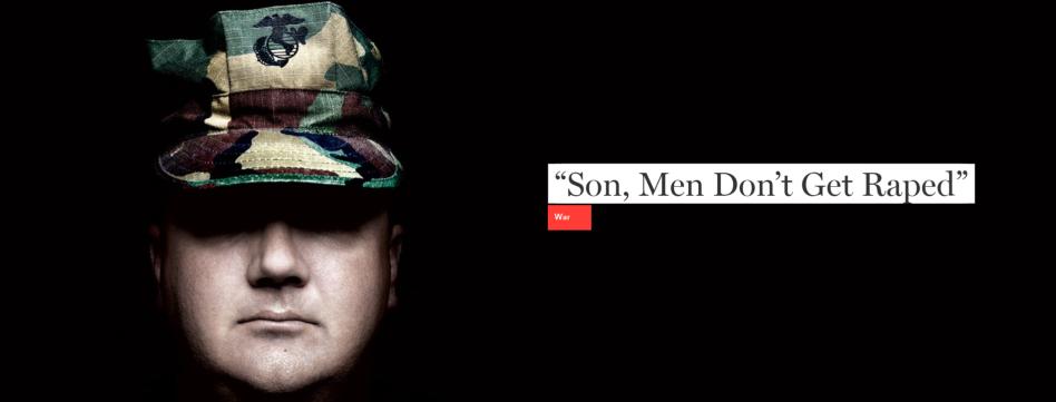 men don't get raped