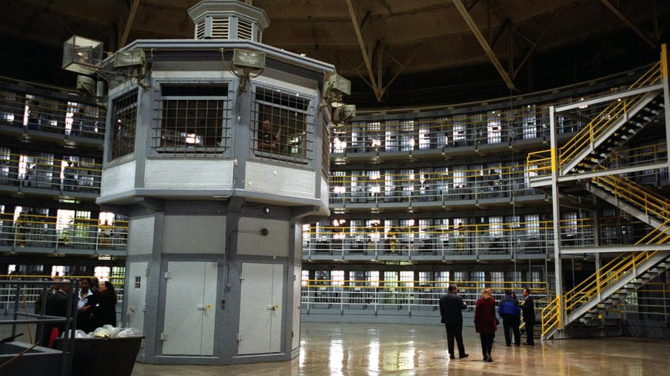 panopticon roundhouse prison