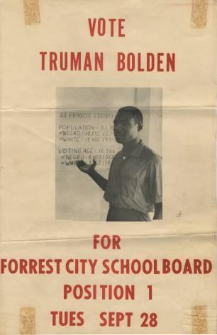 Vote Truman Boden